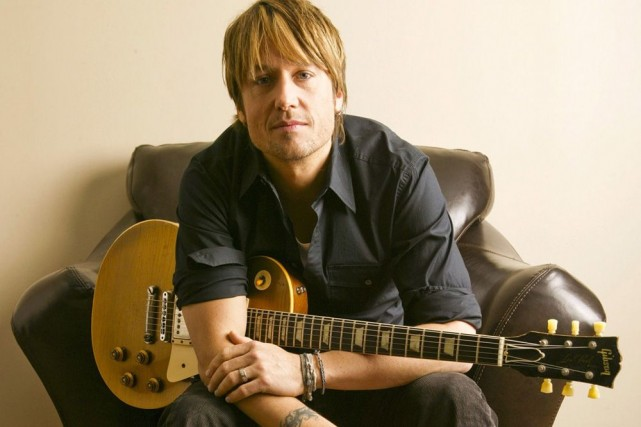 Keith Urban... (Photo: archives AP)