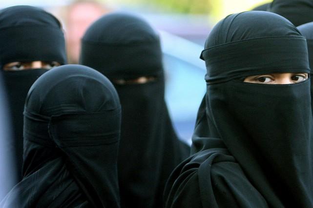 Selon les habitants d'al-Bab, les postulantes doivent «inscrire... (Photo archives Associated Press)