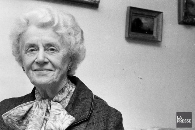 Pionnière du féminisme, Thérèse Casgrain a réussi à... (Archives La Presse)
