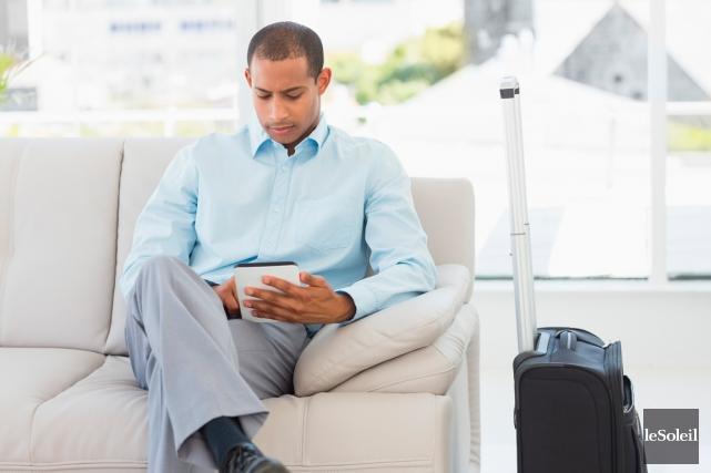 «Pres de 10% des clients d'AirBnB voyagent déjà... (Photothèque Le Soleil)