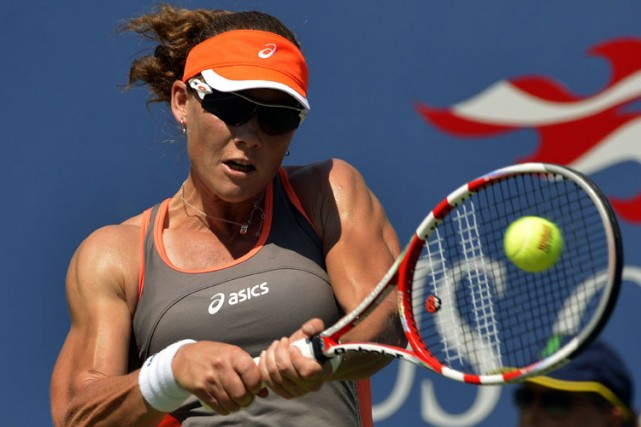 Samantha Stosur... (Archives AFP)