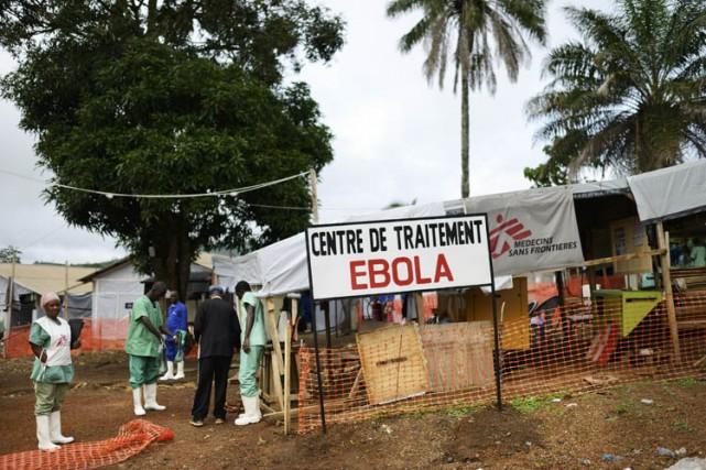 Devant l'ampleur de l'épidémie d'Ebola, Médecins sans frontières... (PHOTO SAMUEL ARANDA, THE NEW YORK TIMES)