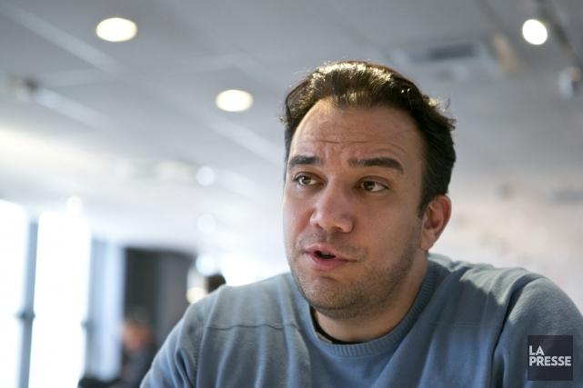 Arian Azarbar croit que le SPVM est responsable... (PHOTO HUGO-SÉBASTIEN AUBERT, LA PRESSE)
