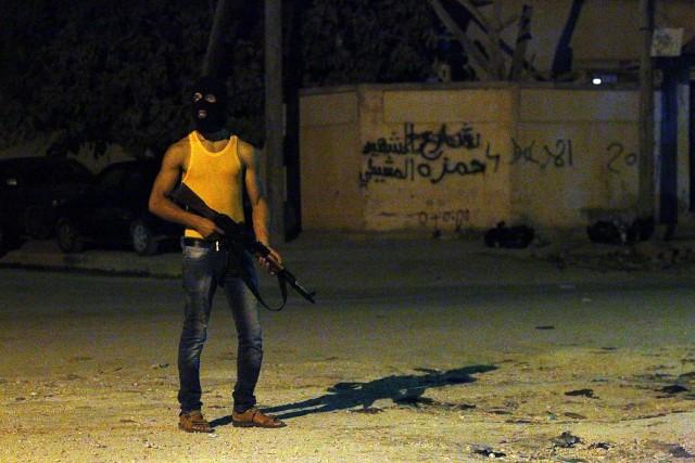 Des combats meurtriers font rage ces derniers jours... (PHOTO ABDULLAH DOMA, ARCHIVES AFP)