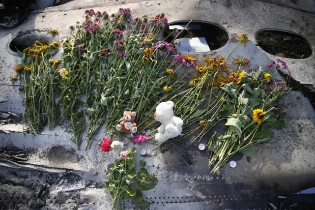 Le père d'une victime britannique du volMH17 qui a été abattu au-dessus de... (PHOTO MAXIM ZMEYEV, REUTERS)