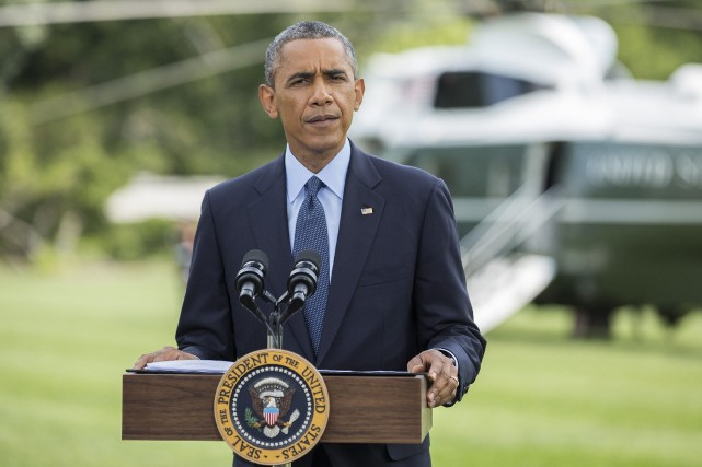 L'économie américaine a rebondi beaucoup plus vigoureusement que... (PHOTO JOSHUA ROBERTS, ARCHIVES REUTERS)