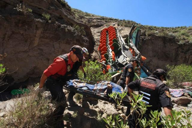 Les derniers chiffres officiels au Pérou font état... (PHOTO ARCHIVES REUTERS)
