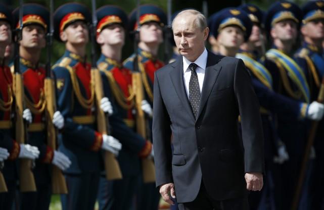 L'auteure estime que les défauts du président russe... (Photo Maxim Zmeyev, Reuters)