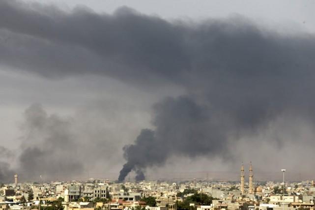 Il s'agit de la plus grande perte pour... (Photo Reuters)