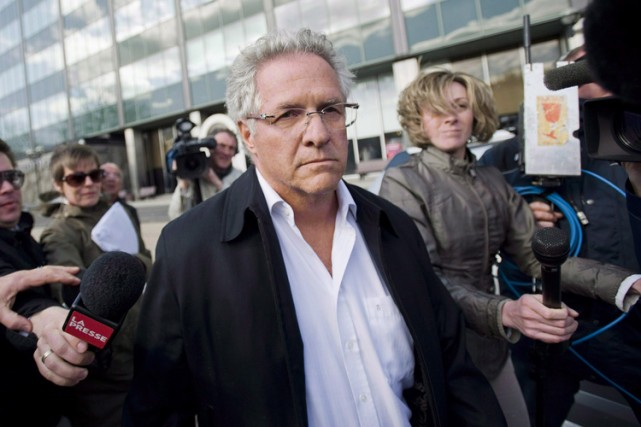Depuis un an, l'homme d'affaires Tony Accurso multiplie... (PHOTO GRAHAM HUGHES, ARCHIVES LA PRESSE CANADIENNE)