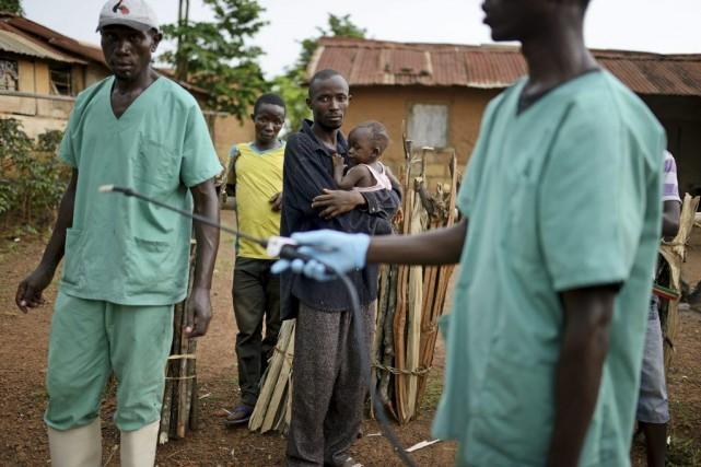 Les fonds alloués transiteront par l'Organisation mondiale de... (PHOTO SAMUEL ARANDA, THE NEW YORK TIMES)