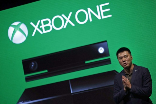 La présentation mercredi de la Xbox One à... (PHOTO CARLOS BARRIA, REUTERS)
