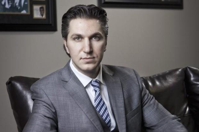 David Baazov, PDG fondateur et président du conseil... (Courtoisie Groupe de jeux Amaya)
