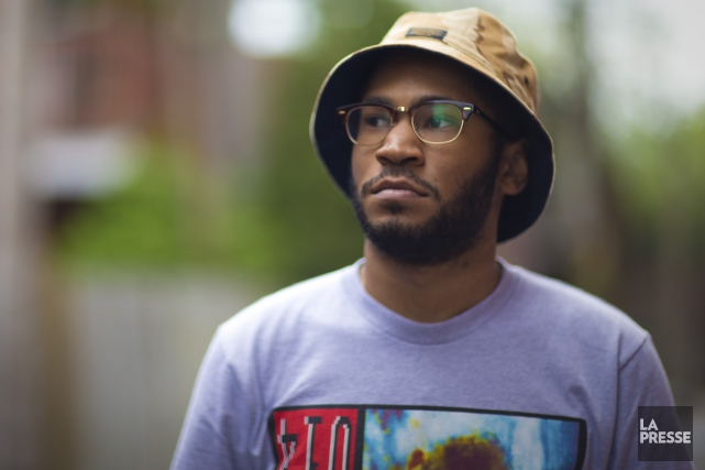 Kaytranada... (PHOTO ANDRÉ PICHETTE, ARCHIVES LA PRESSE)