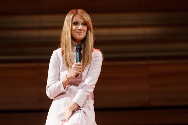 Céline Dion... (Photo: Ulysse Lemerise, Collaboration spéciale)