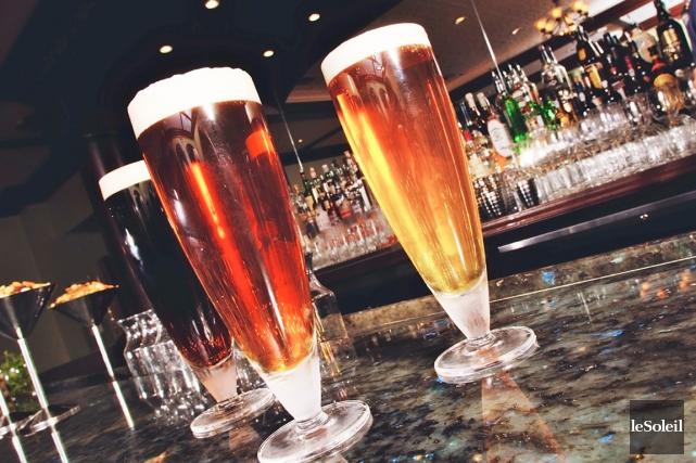 Au Québec, le prix de l'alcool a augmenté... (Photothèque Le Soleil)