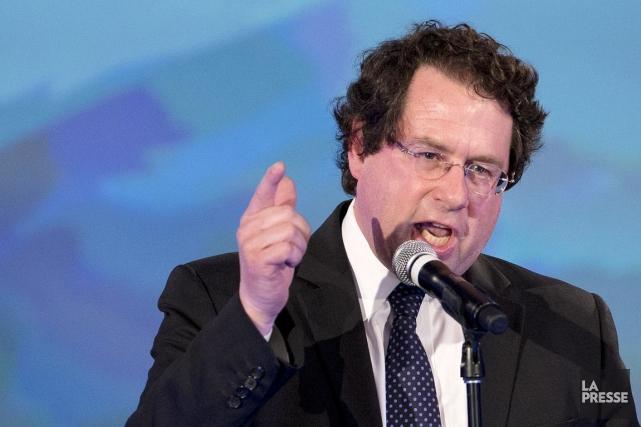 Avec sa récente proposition, Bernard Drainville est susceptible... (PHOTO ROBERT SKINNER, ARCHIVES LA PRESSE)