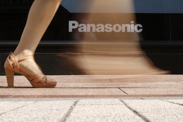 Le géant japonais de l'électronique Panasonic est prêt à céder ses activités... (Photo YUYA SHINO, Reuters)