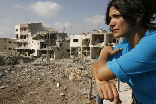 Sous les bombes (2008) du Franco-Libanais Philippe Aractingi... (Photo: archives AP)