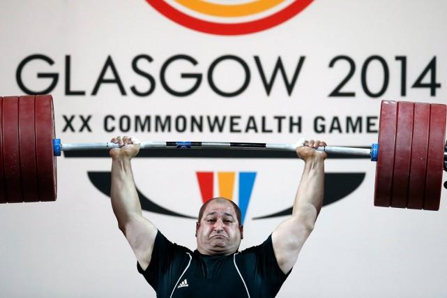 George Kobaladze... (Photo Jim Young, Reuters)