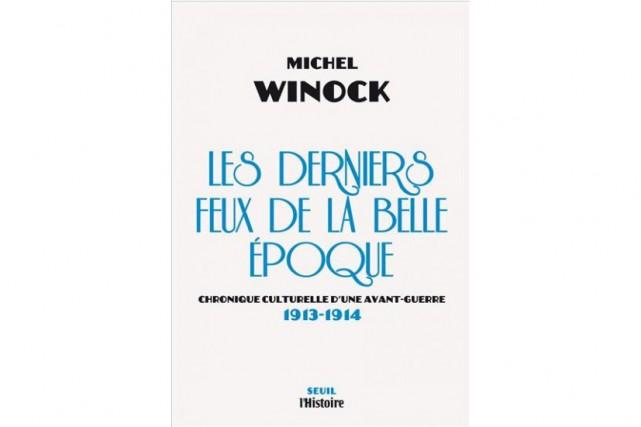 L'historien Michel Winock, Prix Médicis pour Le siècle des...