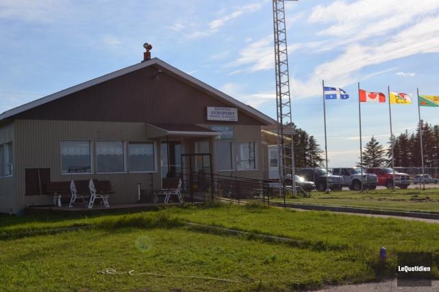 L'aéroport du secteur Saint-Méthode.... (Archives Le Quotidien)