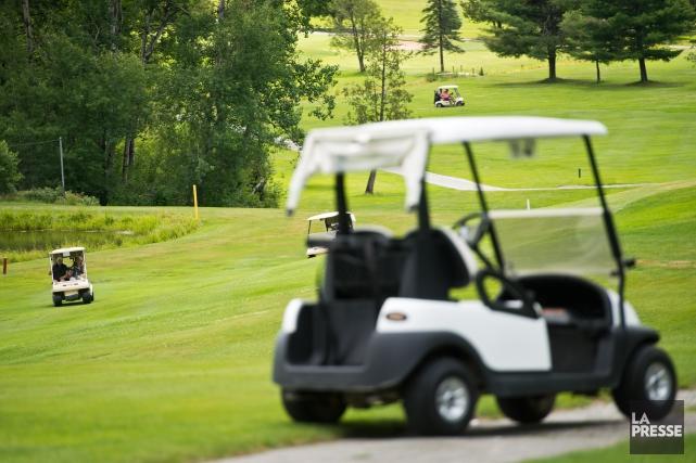 Il n'y aura pas de saison 2016 au Club de golf Montpellier-Lac-Simon. Le... (Archives)