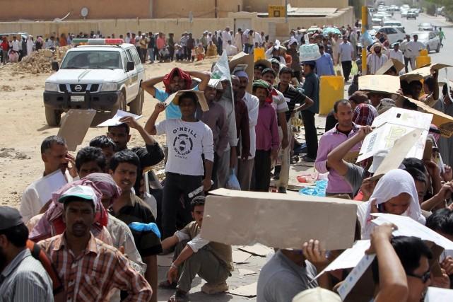 L'Arabie saoudite compte sur son sol quelque 9... (PHOTO FAISAL AL NASSER, ARCHIVES REUTERS)