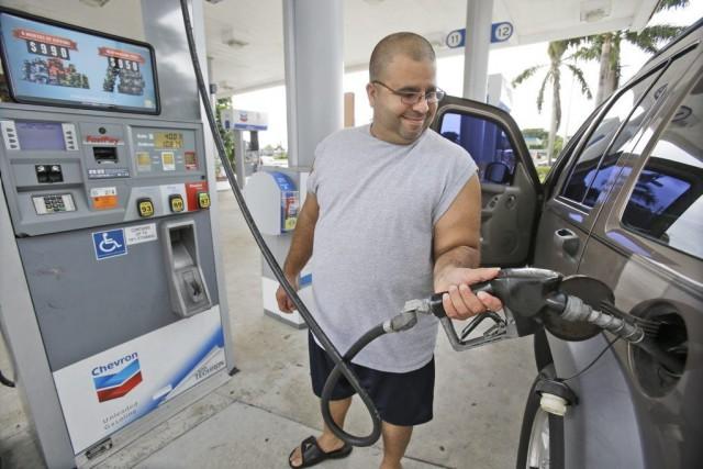 Les revenus de Chevron sont ressortis meilleurs que... (PHOTO WILFREDO LEE, AP)