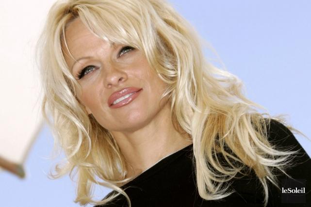 Pamela Anderson... (Photothèque Le Soleil, AP)