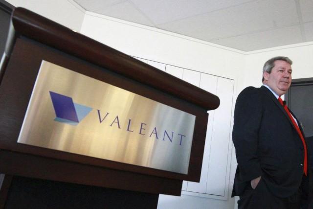 Le grand patron de Valeant, J. Michael Pearson.... (PHOTO CHRISTINNE MUSCHI, REUTERS)