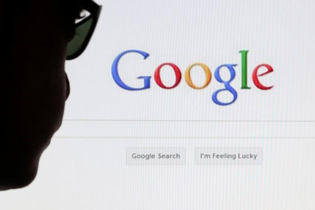 Google dit avoir reçu au 18 juillet plus... (Photo Francois Lenoir, archives Reuters)