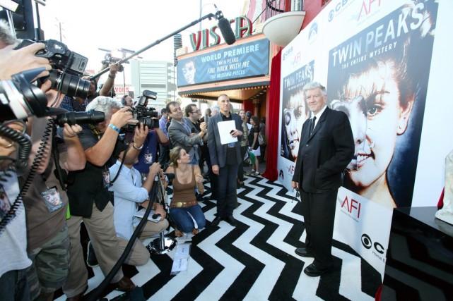 David Lynch... (PHOTO ASSOCIATED PRESS)