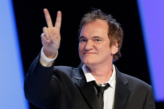 Quentin Tarantino... (PHOTO ARCHIVES REUTERS)