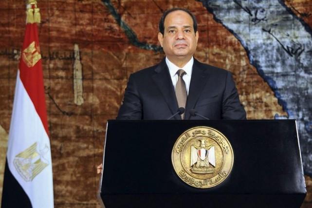 «L'initiative égyptienne est une réelle chance pour mettre... (Photo Fady Fars, Archives AP)