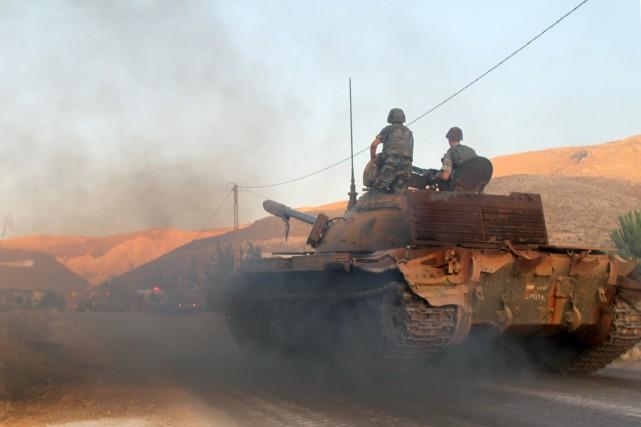 L'armée libanaise a promis samedi dans un communiqué... (Photo AFP)