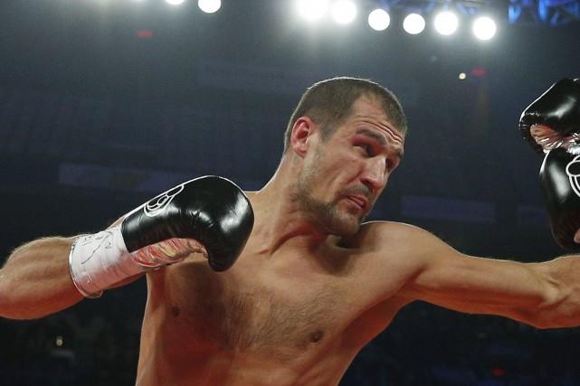 Sergey Kovalev... (Photo MATHIEU BELANGER, Reuters)