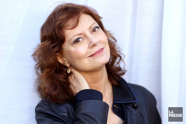 Susan Sarandon... (Photo: archives La Presse)