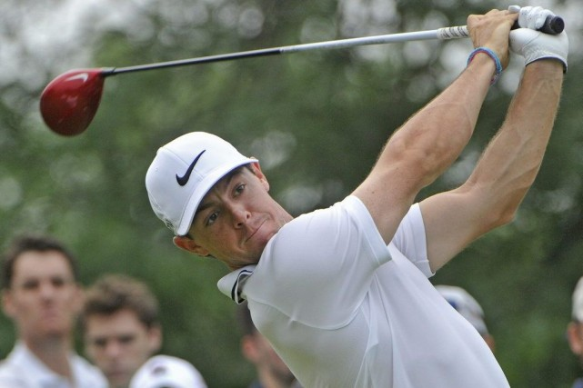 Rory McIlroy... (Photo: AP)