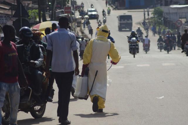 Les autorités ont par ailleurs exhorté les populations... (Photo REUTERS)