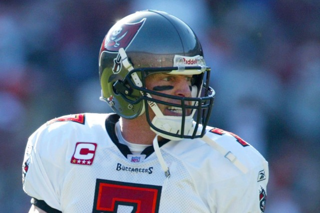 Jeff Garcia... (PHOTO ARCHIVES ASSOCIATED PRESS)