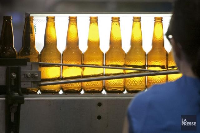 Craignant une troisième augmentation des taxes sur le prix de la bouteille de... (Photo: Ivanoh Demers, archives La Presse)