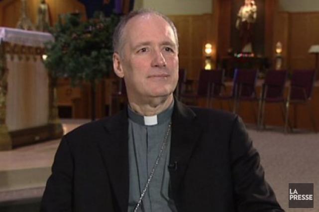 Monseigneur Paul-André Durocher.... ((Courtoisie))