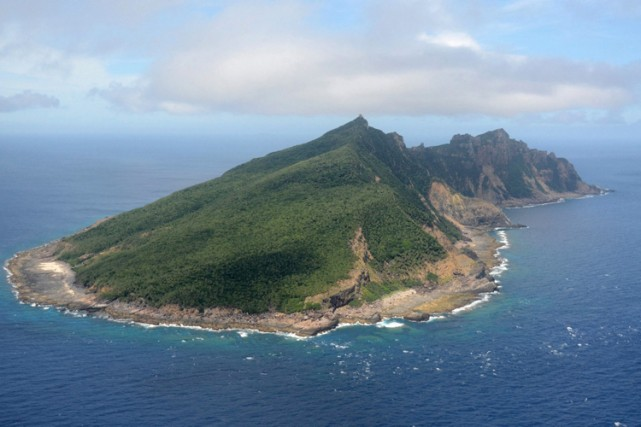 Uotsuri est une des îles de l'archipelSenkaku que... (Photo: AP)