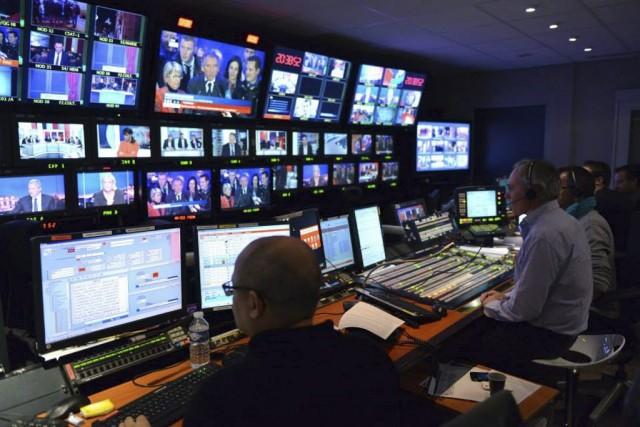 LCI(La Chaîne Info) est la plus vieille chaîne... (Photo tirée de la page facebook de LCI)