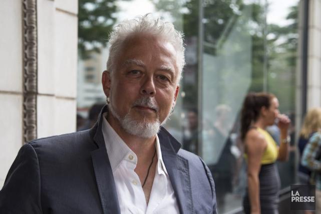 Le réalisateur Erik Canuel... (PHOTO SIMON GIROUX, ARCHIVES LA PRESSE)