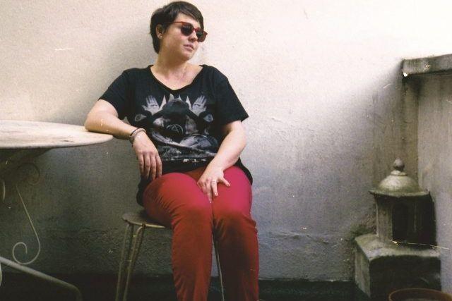 Ariane Moffatt, telle qu'elle figure dans le livre... (Photo: SPG et LePigeon Photographies, fournie par Mofat Management Inc.)