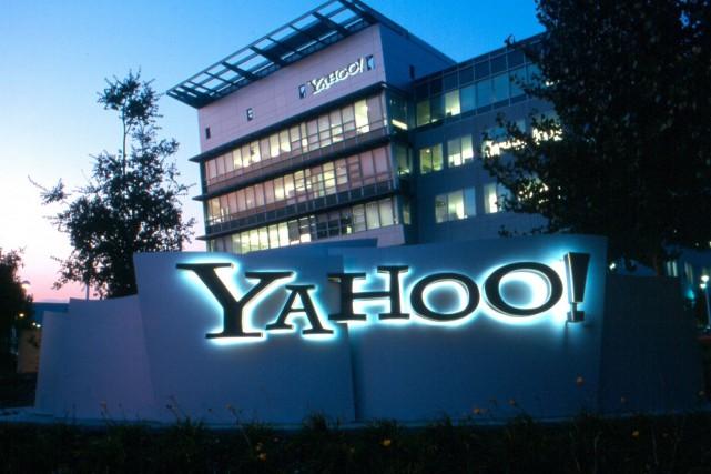 La publicité est la principale source de revenus... (Photo Yahoo!)