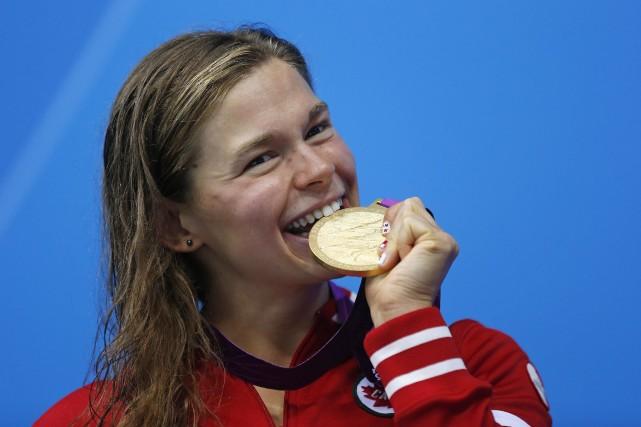 Valérie Grand'Maison a récolté neuf médailles paralympiques et... (Photo Archives Reuters)