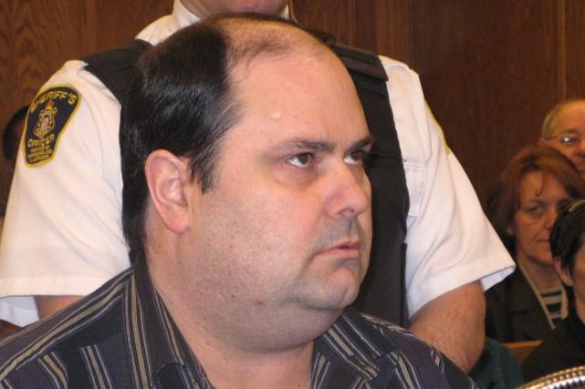 Nelson Hart en 2007... (Photo archives La Presse Canadienne)